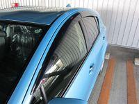 Ветровики - дефлекторы окон Toyota Prius C