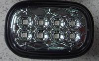 Поворотники в крыло диодные Toyota Runx / Allex 2001-2006 (черные)