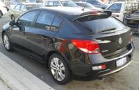 Спойлер «Sport» для Chevrolet Cruze Hatchback
