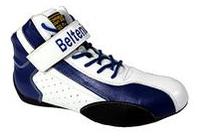 Ботинки спортивные омологированные синие Beltenick (BTN-200) размер 43