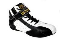 Ботинки спортивные омологированные черные Beltenick (BTN-200) размер 42