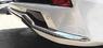 Аэродинамический обвес Modellista для Lexus LX450d LX570 2016+ (под двойной выхлоп)
