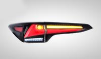 Стопы Toyota Fortuner 2 «Full Led Design» (2017+)