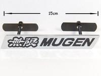 """Шильд - эмблема в решетку Honda """"Mugen"""""""