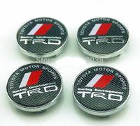 Заглушки центральных отверстий диска TRD (Toyota)
