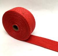 Термолента 800 гр красная (50мм) - 10м