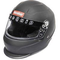 Шлем RaceQuip черный закрытый размер M