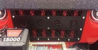 Решетка радиатора Jeep Wrangler