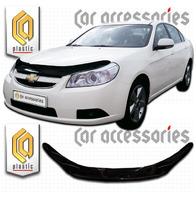 Дефлектор капота - мухобойка Chevrolet Epica 06-12