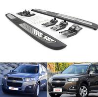 Пороги - подножки Chevrolet Captiva 2009-2014