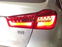 Стопы диодные тюнинг Mitsubishi ASX / RVR 2010-2017