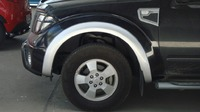 Фендера - расширители колесных арок Nissan Navara