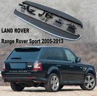 Пороги - подножки для Land Rover Sport 2006-2013