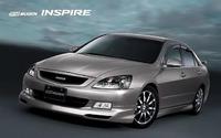 Комплект обвесов Mugen для Honda Inspire UC1