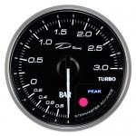 """Датчик """"DEPO Classic"""" 60мм давление турбины (Boost/Turbo)"""