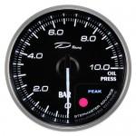 """Датчик """"DEPO Classic"""" 60мм давление масла (Oil press)"""