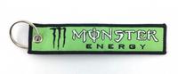 Брелок Monster Energy