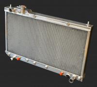 Радиатор алюминиевый Toyota RAV4 3S-FE 40мм AT