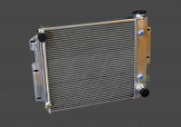 Радиатор алюминиевый JEEP TJ V8 50мм AT