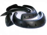 Фендера - расширители колесных арок Toyota Hilux Vigo 2005-2010