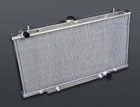 Радиатор алюминиевый Nissan Patrol Y61 TB45 50мм AT