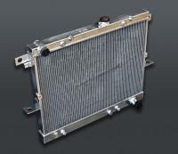 Радиатор алюминиевый Toyota Land Cruiser 100 1FZFE/1HZ 98+ 50мм AT
