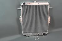 Радиатор алюминиевый Toyota Land Cruiser Prado 79 1HD/1HZ 99-07 50mm AT