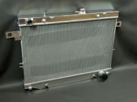 Радиатор алюминиевый Toyota Land Cruiser 105 дизель 98+ 50mm AT