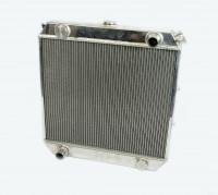 Радиатор алюминиевый универсальный тип 2 530x450x50мм MT