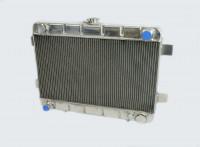 Радиатор алюминиевый универсальный тип 2 630x350x65мм MT