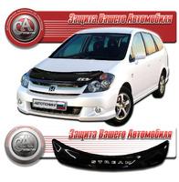 Дефлектор капота - мухобойка Honda Stream 04-06