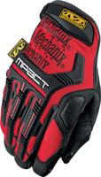 Перчатки M-Pact Glove Red, MPT-02, Mechanix Wear