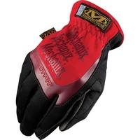 Перчатки Fast Fit Glove Red, MFF-02, Mechanix Wear