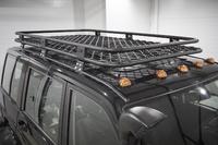 "Багажник алюминиевый на крышу ""BMS"" 1202х2132х130"