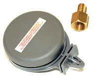 Корпус воздушного фильтра компрессора