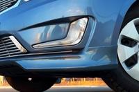 Клыки на передний бампер Kia Rio 3 (дорестайлинг)