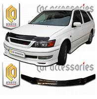 Дефлектор капота - мухобойка Toyota Vista Ardeo 98-00