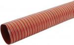 Шланг силиконовый воздушный гофрированный 76мм