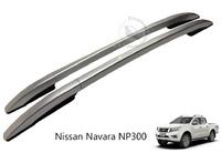 Рейлинги продольные Nissan Navara NP300 2015+