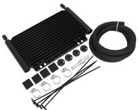 Радиатор (кулер) масляный трансмиссионный серия 600 (227*189*15мм)