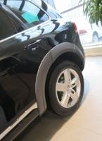 Фендера - расширители колесных арок Performance на Volkswagen Touareg 2