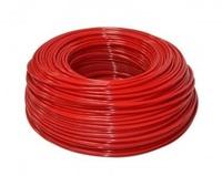 Шланг силиконовый красный 4*9мм (бухта 10м)