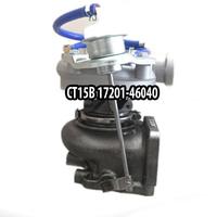 Турбина JZX100 CT15B 17201-46040 гибрид