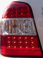 Стопы диодные Toyota Kluger / Highlander 2003-2007