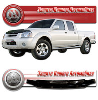 Дефлектор капота - мухобойка Nissan Datsun 2003