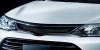 """Решетка радиатора """"TRD"""" Toyota Corolla Fielder / Axio 160 15-17"""
