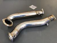 Замена катализатора (каталика) BMW E60 535i N54