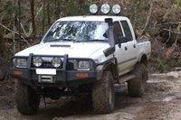 Усиленный шноркель Lldpe Toyota Hilux (106) Surf (130) 4Runner Great Wall