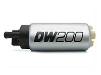 """Топливный насос """"Deatsch Work"""" 255л/ч DW200 Nissan / Infinity Z33 / G35"""