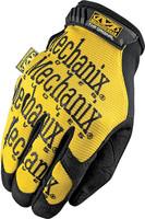 Перчатки The Original Glove Yellow, MG-01, Mechanix Wear
